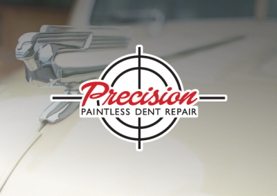 Refine Graphics - Logo Portfolio - Precision PDR