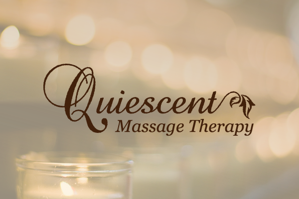 Refine Graphics - Logo Portfolio - Quiescent Massage Therapy